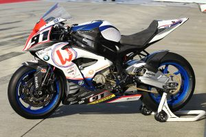 SBK IDM Race Bike