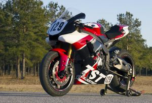 TST R1 Race Bike