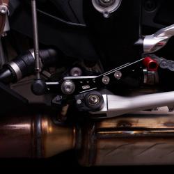 Race shift gear lever